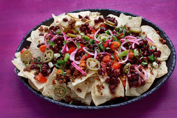 Nachos Stock Photos and Pictures | Getty Images