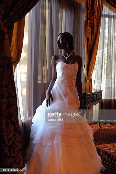 Noir la mariée