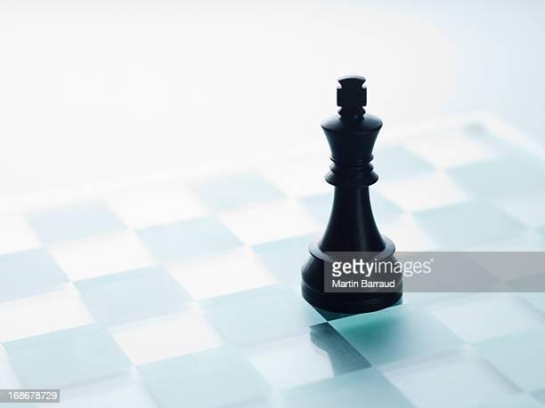 Peça de Xadrez preto