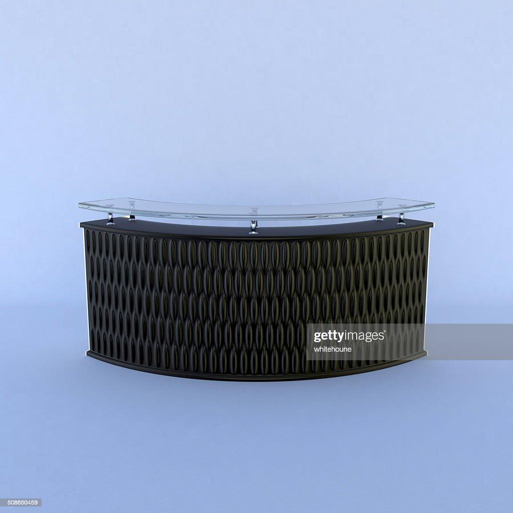black counter : Stock Photo