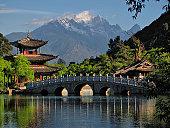 Black Dragon Pool, Lijiang-Yunnan Province-China