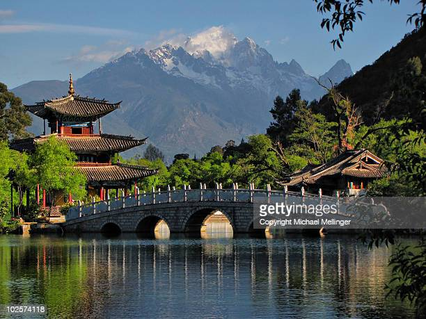 Black Dragon Pool, Lijiang-Yunnan Province-China