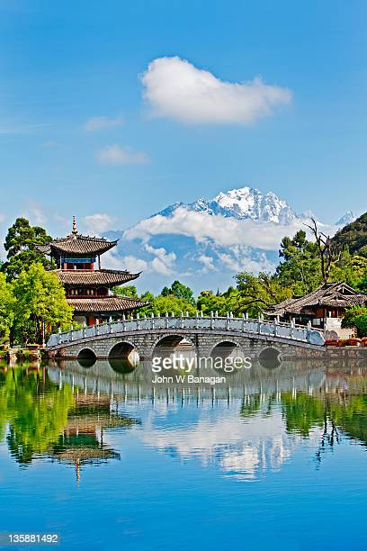 Black Dragon pool, Lijiang,Yunnan,China