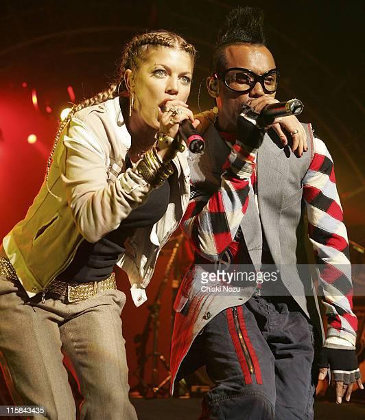 Black Eyed Peas during Black Eyed Peas in Concert at Brixton in London May 6 2005 at Brixton in London Great Britain