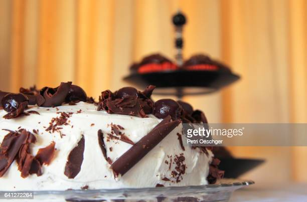 Black Forest Cake.