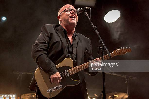 Black Francis from Pixies performs at NOS Alive on July 7 2016 in Lisboa CDP Portugal
