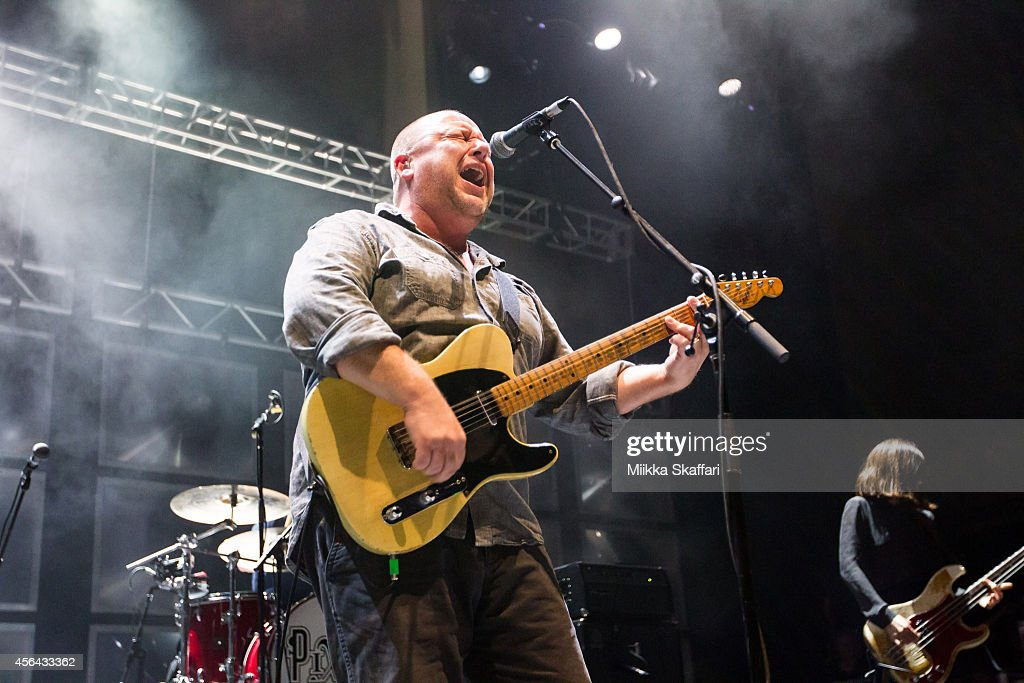 Pixies In Concert - San Francisco, CA