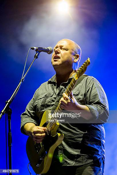 Black Francis of Pixies performs on stage on day 3 of Primavera Sound 2014 on May 30 2014 in Barcelona Spain
