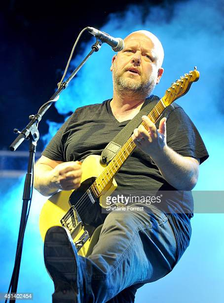 Black Francis of Pixies performs on The Other Sage on Day 2 of the Glastonbury Festival at Worthy Farm on June 28 2014 in Glastonbury England