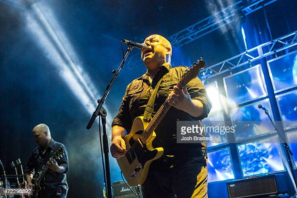 Black Francis of The Pixies performs at the Civic Theatre on May 5 2015 in New Orleans Louisiana
