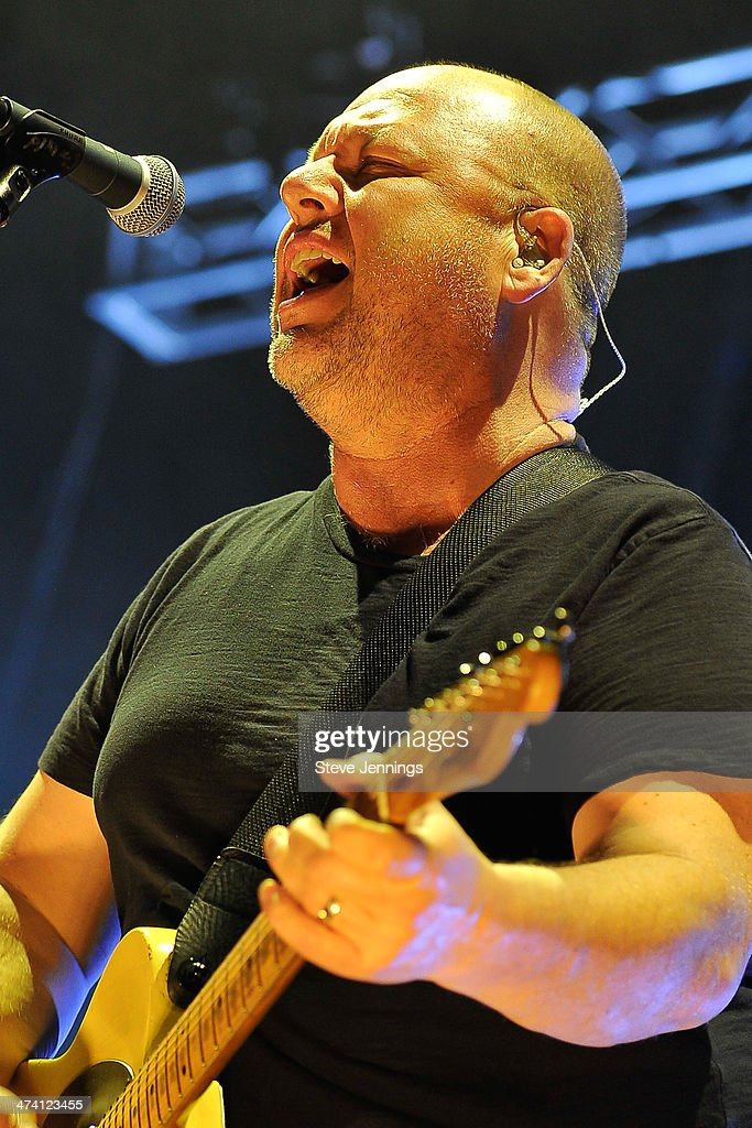 Black Francis of the Pixies performs at The Fox Theatre on February 21 2014 in Oakland California