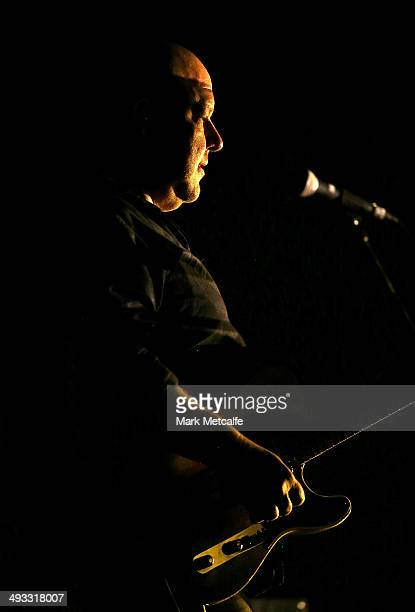Black Francis of The Pixies performs live as part of VIVID 2014 at Sydney Opera House on May 23 2014 in Sydney Australia