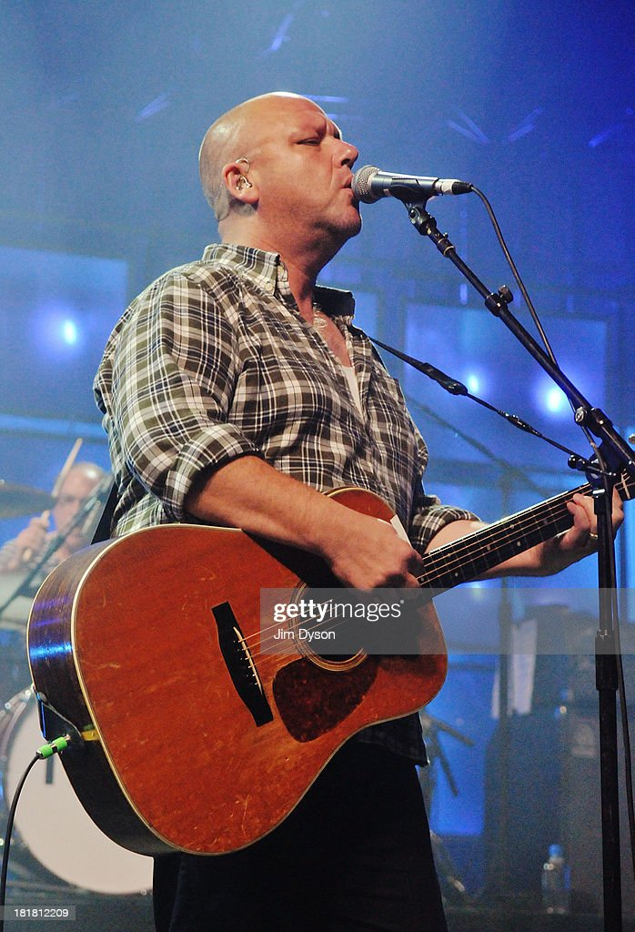 Black Francis of The Pixies performs live on stage on Day 25 of iTunes Festival 2013 at The Roundhouse on September 25, 2013 in London, England.