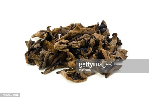 Black Fungus : Stockfoto