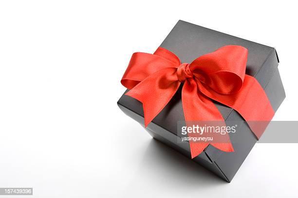 Black Gift Box Series