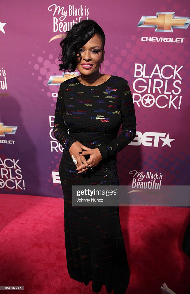 Black Girls Rock! Founder, CEO, and Executive Producer Beverly Bond attends 2012 Black Girls Rock! at the Paradise Theater on October 13, 2012 in New York City.