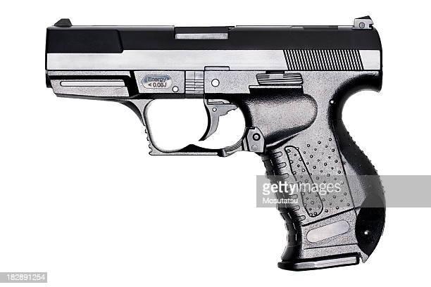 black Pistole