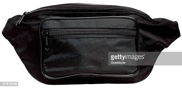black hip pouch