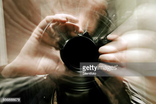 Black Hole Selfie