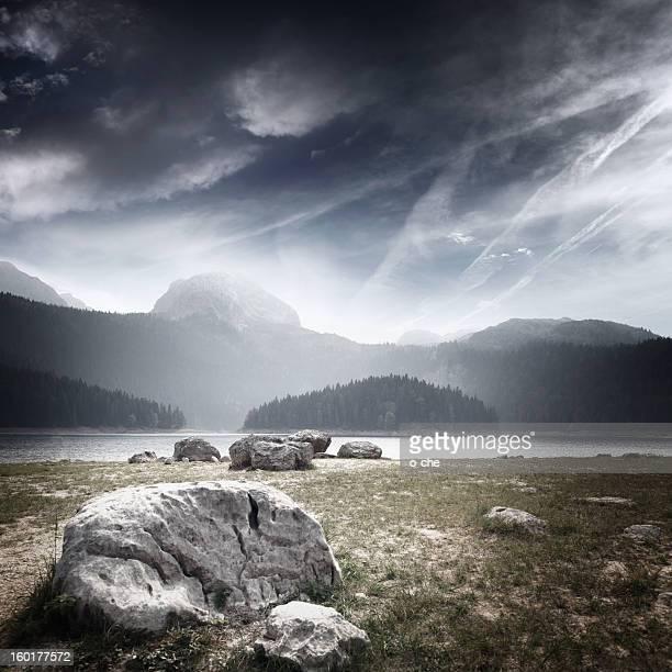 Schwarzer See lake