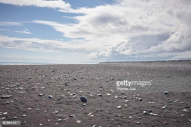 Black Lava Beach