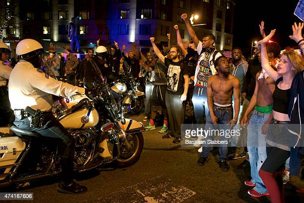 Preto vida matéria de Março e protesto na Filadélfia, Pensilvânia