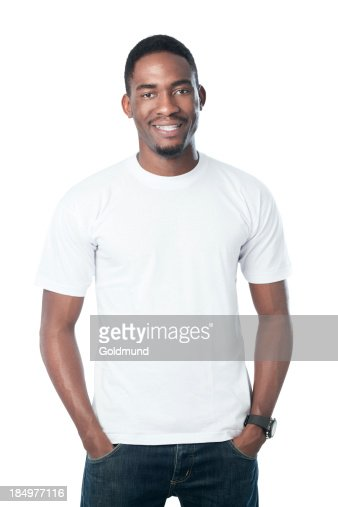 Black Man Smiling
