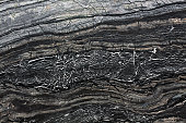 Black marble stone, abstract background. High resolution photo