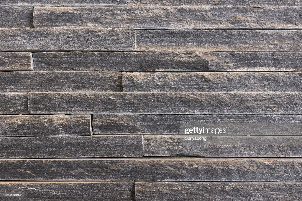 Black marble wall texture and background. : Stock Photo