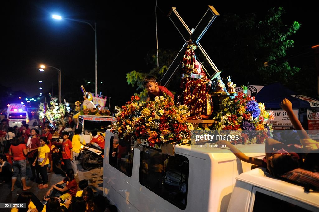 the feast of the black nazarene 2018-03-05 i promise myself that i would attend the feast of black nazarene because i'm also a devotee we visited quiapo church every time my mom's off to work because she's also a devotee of the black nazarene i planned this for.