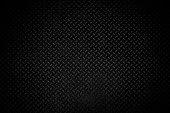 Black old metal texture background