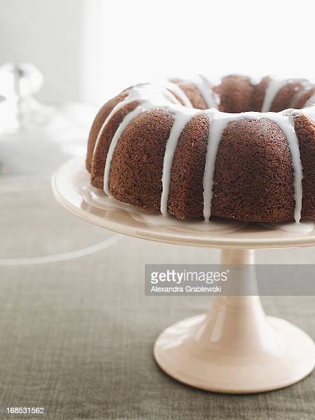 Black Pepper Spice Cake