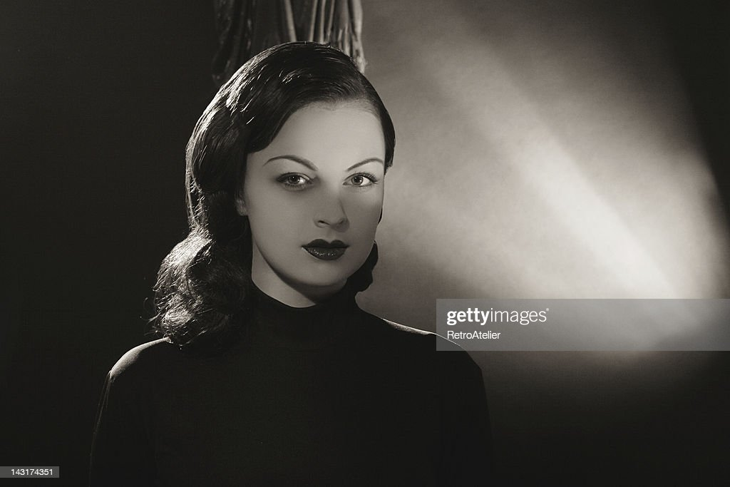 Noir. : Stock Photo