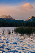Black Pine Lake Sunrise