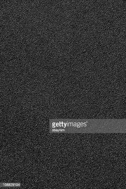 Schwarzer Kunststoff Hintergrund