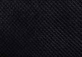 black rubber texture background.