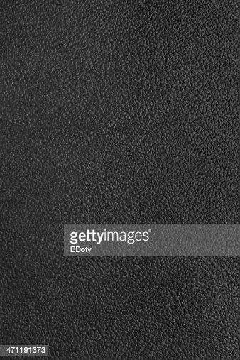 Black Rubbery Texture