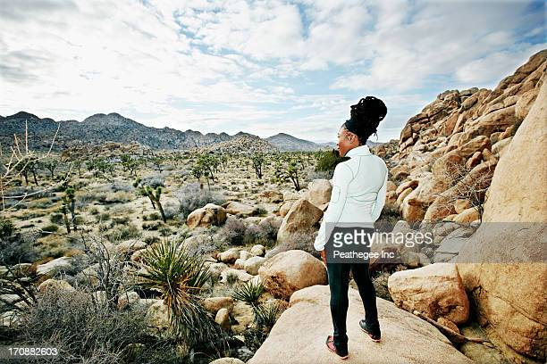 joshua tree national park black single women Hidden valley campground joshua tree national park  none of the campgrounds in the park have rv hookups, though black rock and cottonwood have  old woman rock.