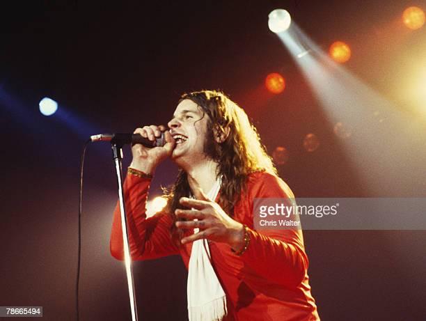 Black Sabbath 1973 Ozzy Osbourne
