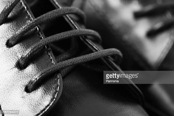 ブラックの靴