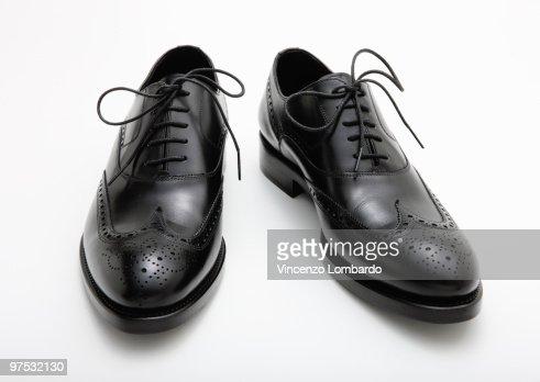 Black Shoes : ストックフォト