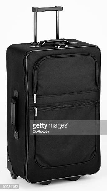 ブラックのスーツケース