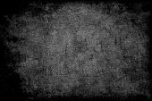 Black textured grunge background