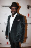 Black Thought attends Black Thought The GrassROOTS Foundation Presents Power Forward Cocktail Fundraiser Concert at New Jersey Performing Arts Center...