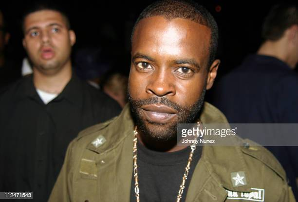 Black Thought of The Roots during Mobb Deep Presents 'Amerikaz Nightmare' Album Release at Spirit in New York City New York United States
