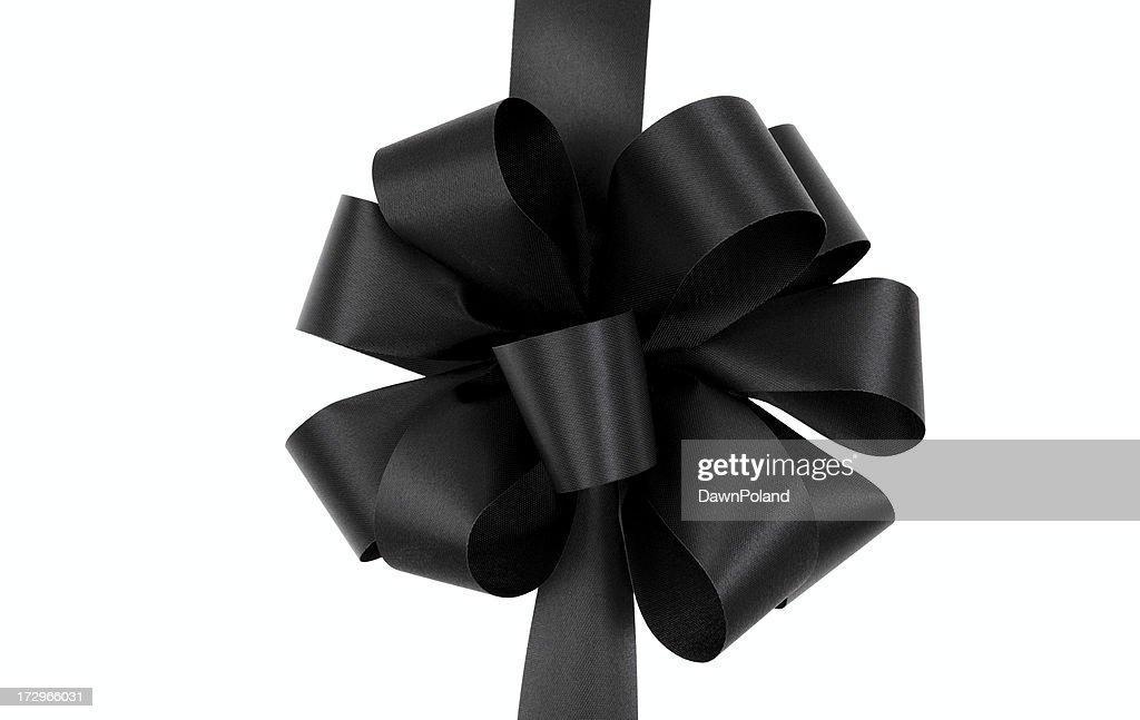 schwarze krawatte weihnachten bow stock foto getty images. Black Bedroom Furniture Sets. Home Design Ideas
