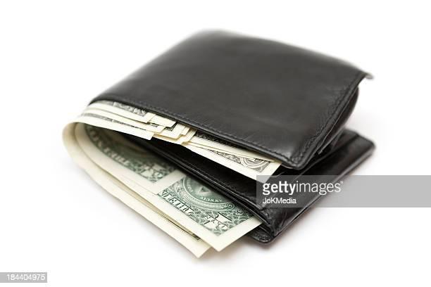 Black-Brieftasche