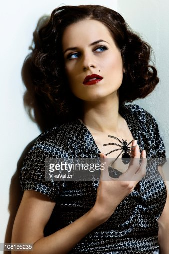 black widow : Stock Photo