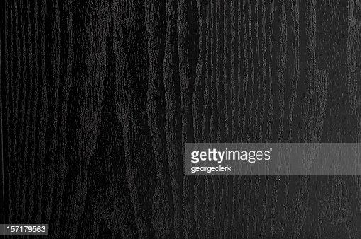 Black wood background