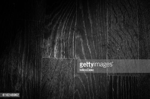 Negro textura de madera : Foto de stock